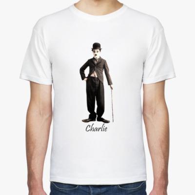 Футболка ``Чарли``  футболка