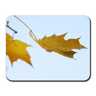 Коврик для мыши Кленовый лист