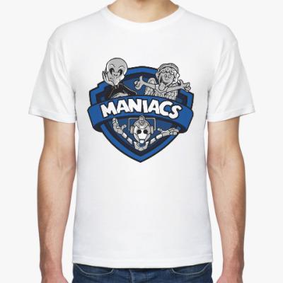 Футболка Маньяки