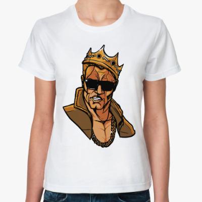 Классическая футболка Терминатор