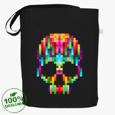 Сумка Pixel Skull