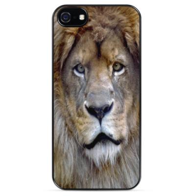 Чехол для iPhone Лев
