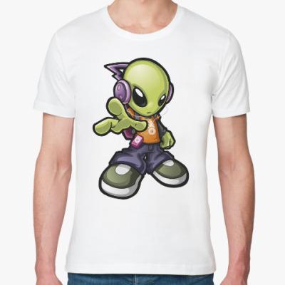 Футболка из органик-хлопка Инопланетянин