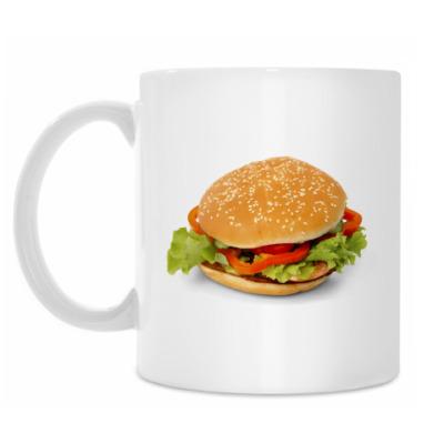 Кружка Burger