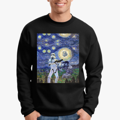 Свитшот Star Wars Starry Night