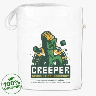 Сумка Creeper Demolition Company