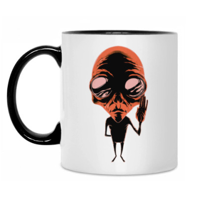 Кружка Humanoid