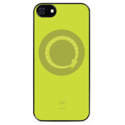 Чехол для iPhone Animal Zen: V is for Viper