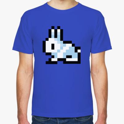 Футболка Pixel Bunny
