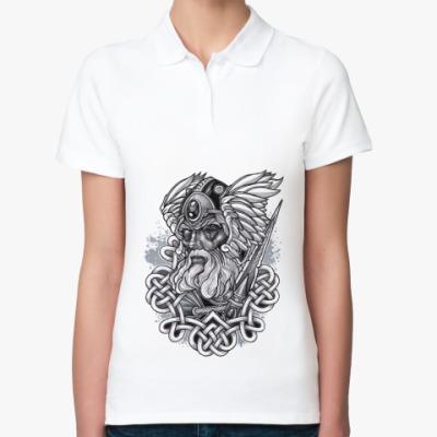 Женская рубашка поло Odin