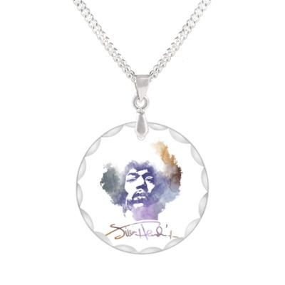 Кулон  Jimi Hendrix - Джими Хендрикс