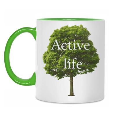 Кружка Active life