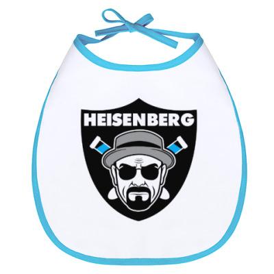 Слюнявчик Heisenberg Raiders