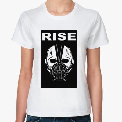 Классическая футболка Бэйн