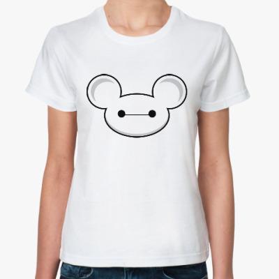 Классическая футболка Баймакс