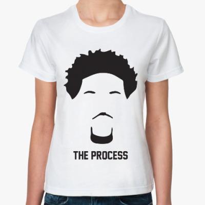 Классическая футболка Джоэл Эмбиид