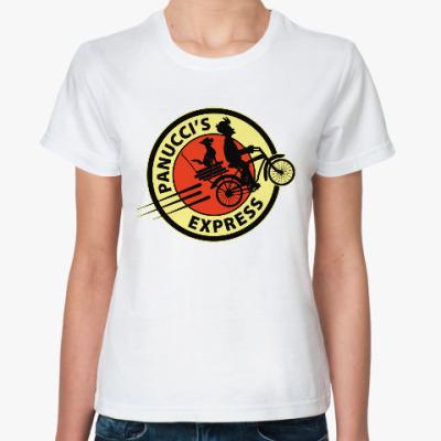 Классическая футболка Футурама