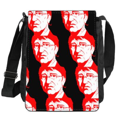 Сумка-планшет Билл Гейтс