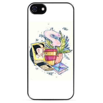 Чехол для iPhone Элвис
