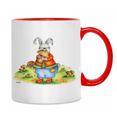 Кролик-обжора