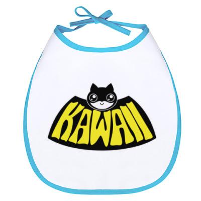 Слюнявчик Kawaii Batman