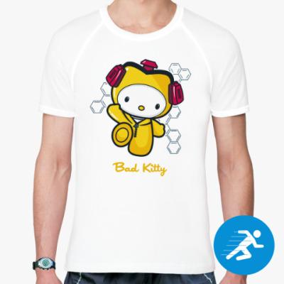 Спортивная футболка Bad Kitty