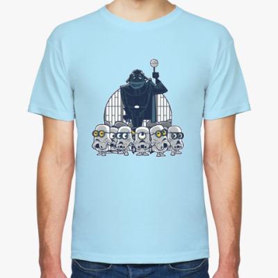 Футболка Darth Vader & Minions