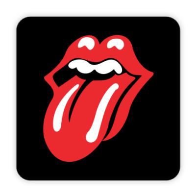 Костер (подставка под кружку) The Rolling Stones
