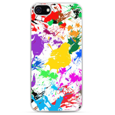 Чехол для iPhone Яркие краски
