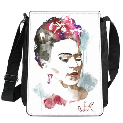 Сумка-планшет Фрида Кало - художница