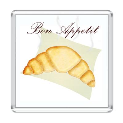 Магнит  Bon Appetit