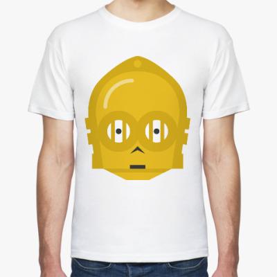 Футболка C-3PO (Звёздные войны)