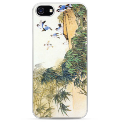 Чехол для iPhone птички