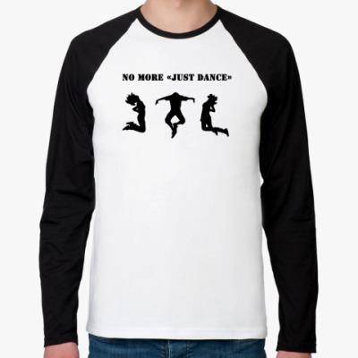 Футболка реглан с длинным рукавом Just Dance