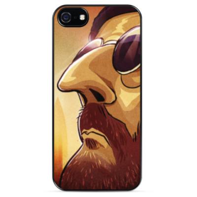 Чехол для iPhone Леон.