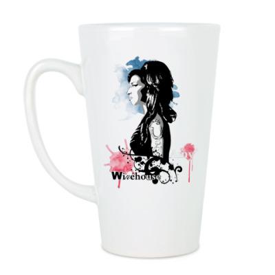 Чашка Латте Эми Уайнхаус - Amy Winehouse