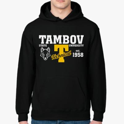 Толстовка худи ТГТУ ТИХМ Тамбов Университет