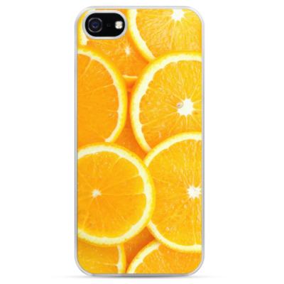 Чехол для iPhone Сочный апельсин