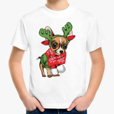 Детская футболка Год собаки
