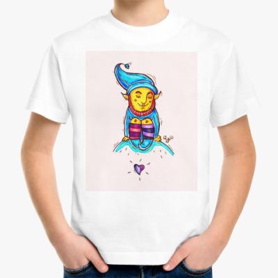 Детская футболка Гном