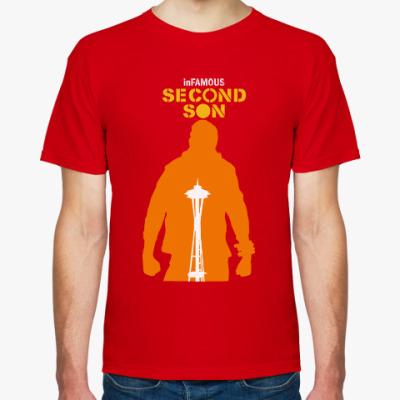 Футболка inFamous - Second Son