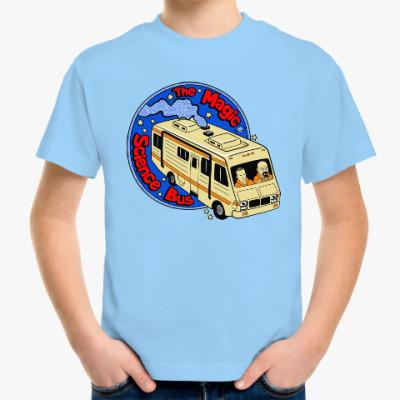 Детская футболка Волшебный автобус