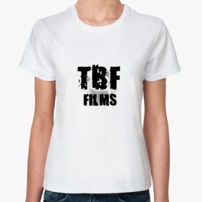 Классическая футболка TBF-FILMS