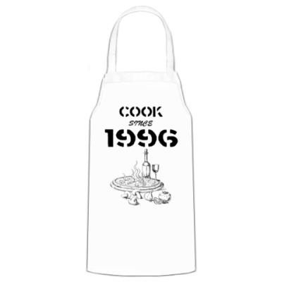 Фартук Сook Since 1996
