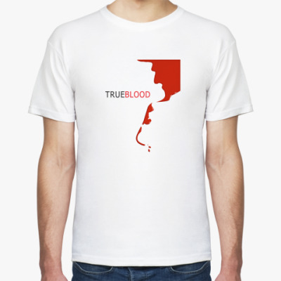 Футболка true blood