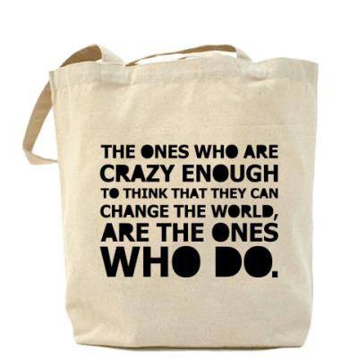 Сумка The Crazy Ones (Безумцы)-Apple