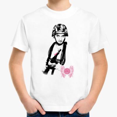Детская футболка TechnoArmy