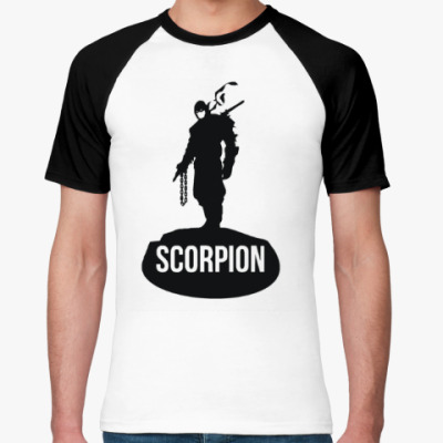 Футболка реглан Scorpion