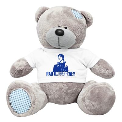 Плюшевый мишка Тедди Paul McCartney