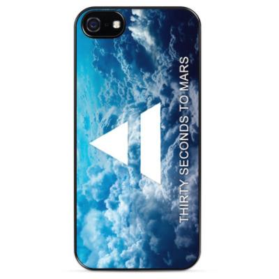 Чехол для iPhone 30 Seconds to Mars Триада